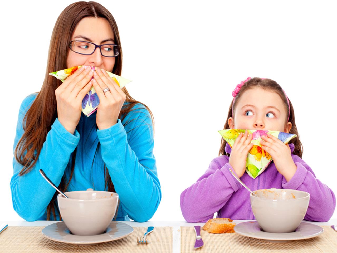 Mae comendo merda da filha