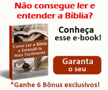como ler e entender a biblia hotmartOK
