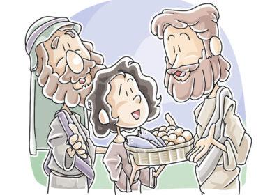 Desenhos Biblicos Para Imprimir Sobre 4 Fatos Da Vida De Jesus